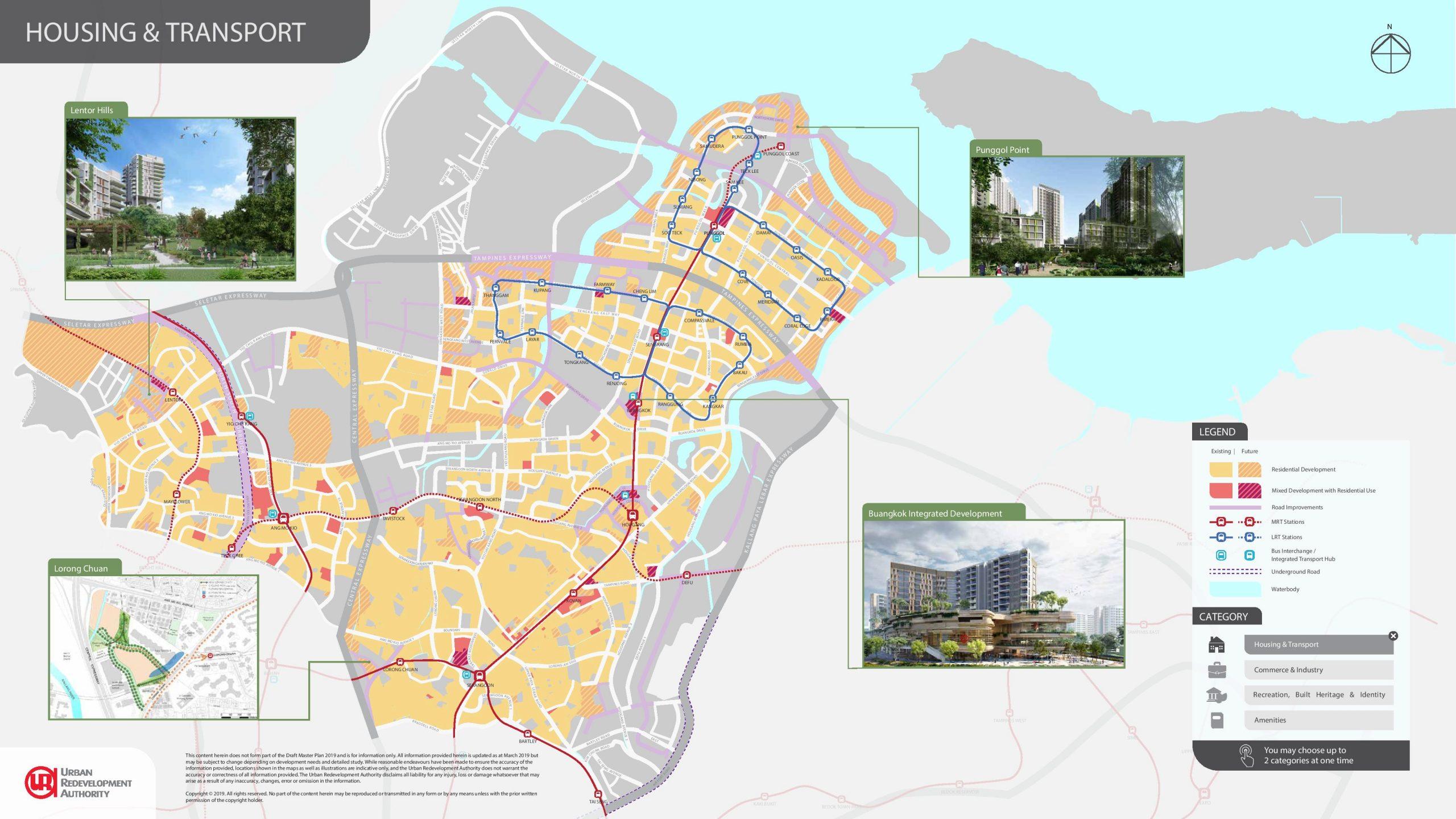 URA North East Region Illustrated Plans 7
