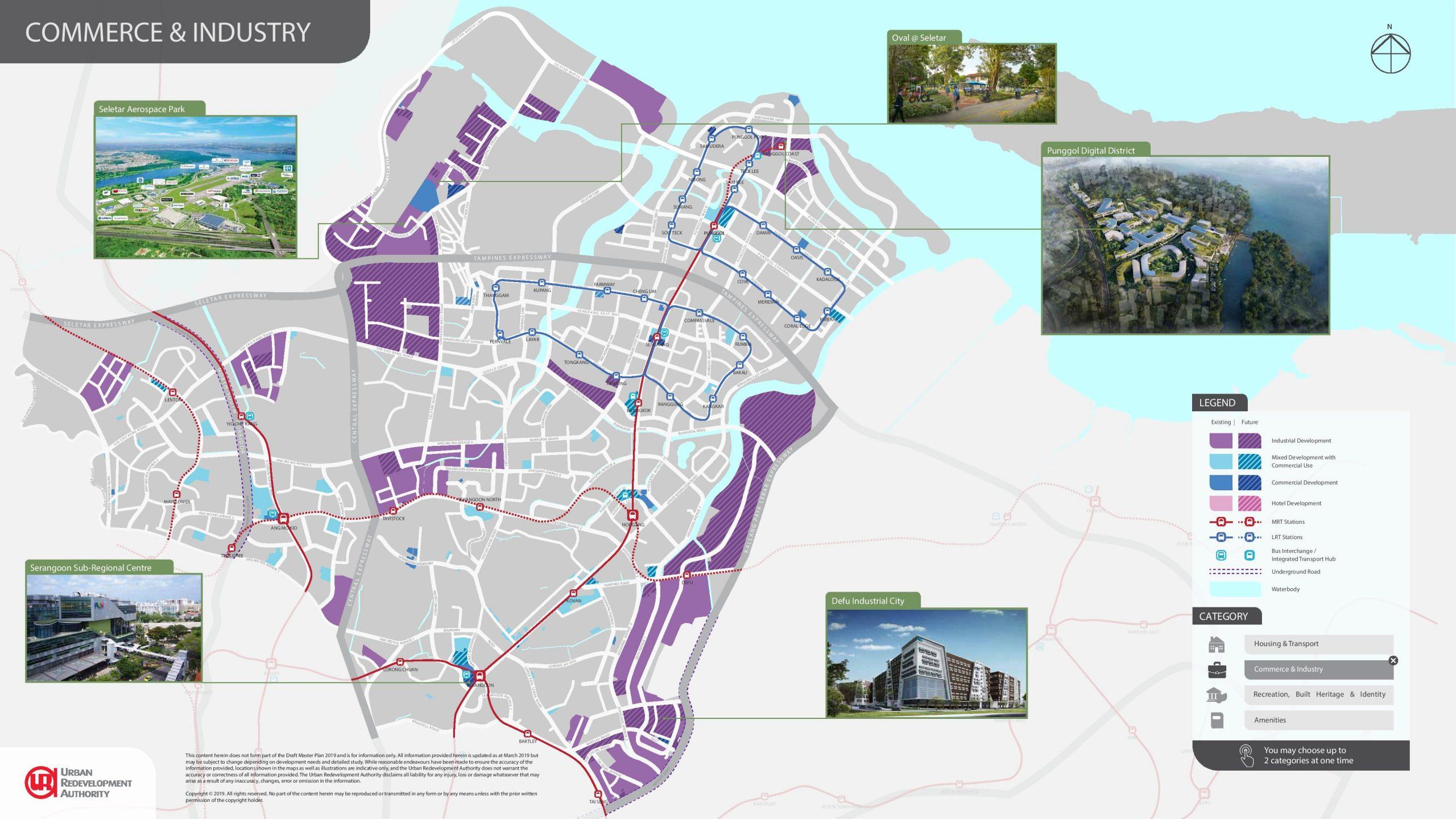 URA North East Region Illustrated Plans 8