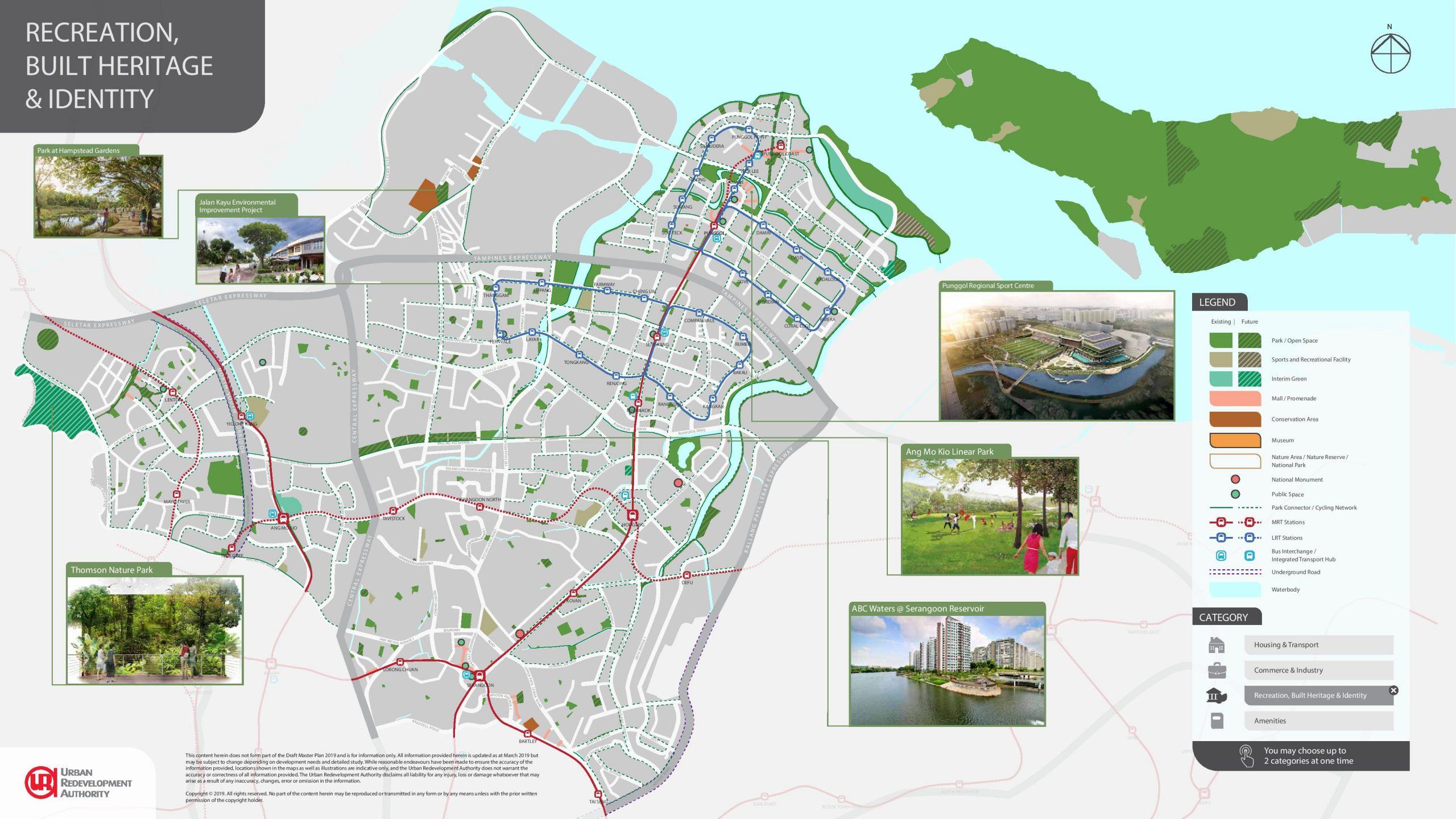 URA North East Region Illustrated Plans 9