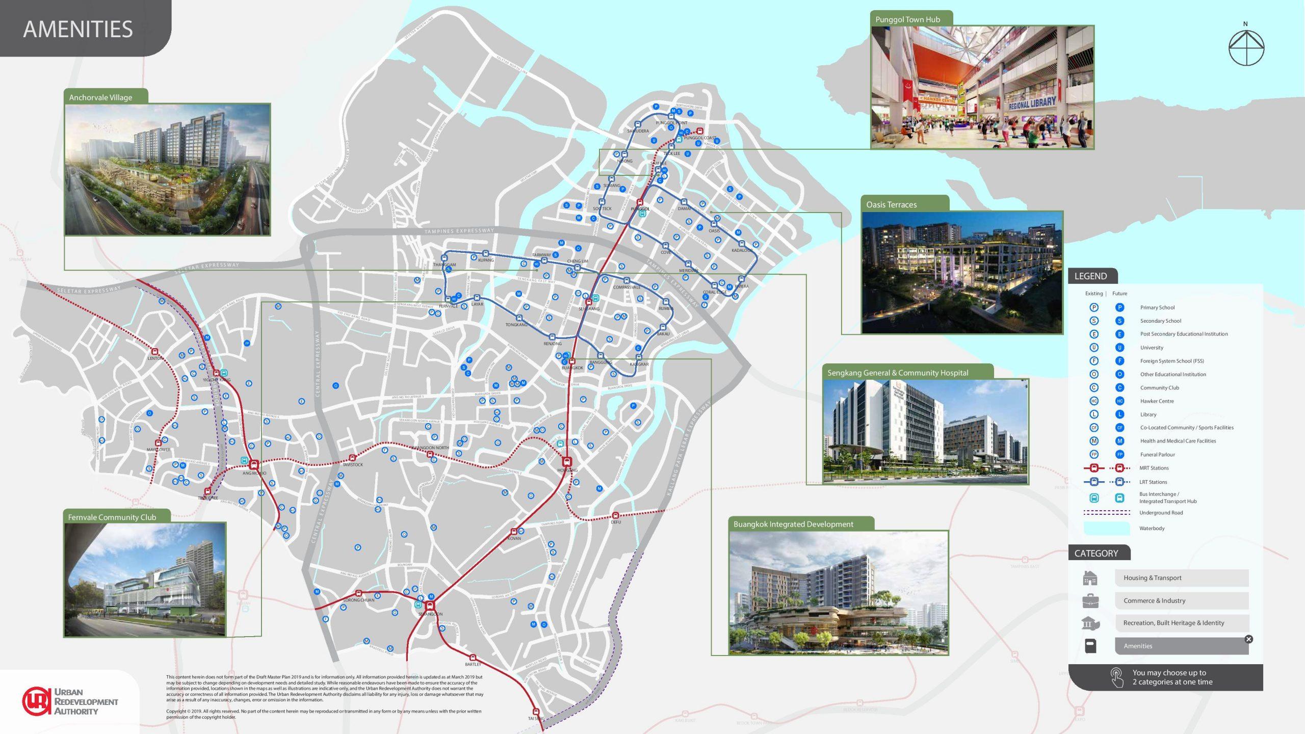 URA North East Region Illustrated Plans 10