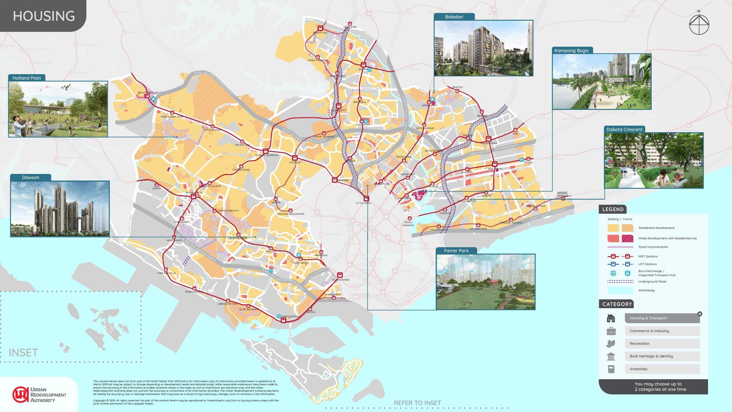 URA Central Region Illustrated Plans 7