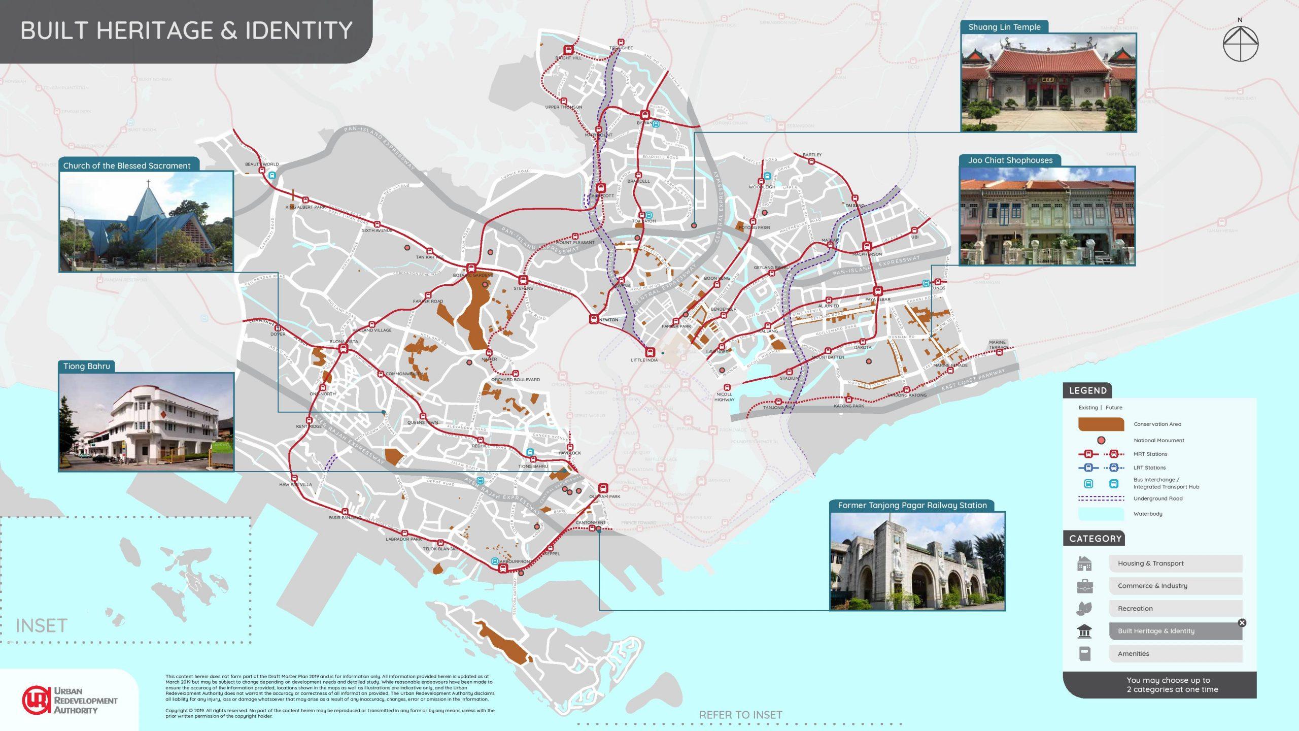 URA Central Region Illustrated Plans 10