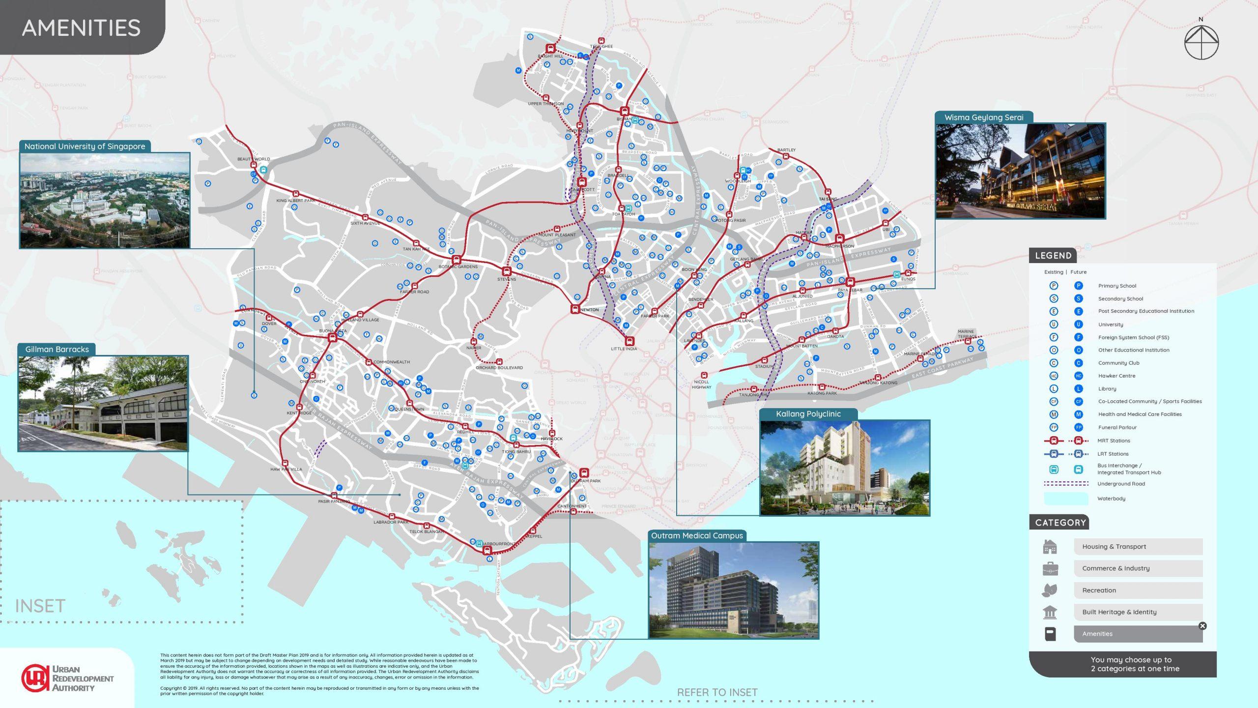 URA Central Region Illustrated Plans 11