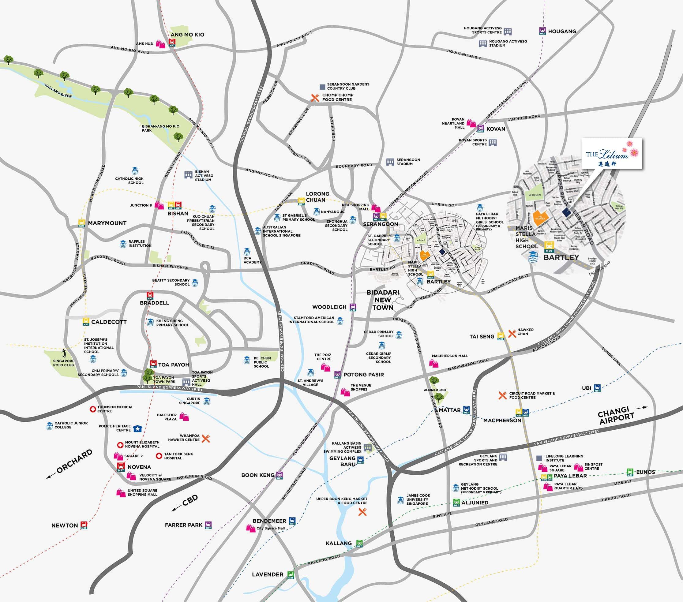 Location Map 7